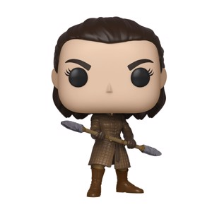 Game of Thrones - Arya with Two-Headed Spear Pop! Vinyl Figure