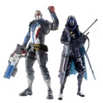 "Overwatch - Soldier: 76 and Ana Shrike 6"" Ultimates Series Dual Pack Collectible Action Figures - Packshot 1"