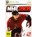 NHL 2K8 - Packshot 1