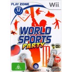 World Sports Party - Packshot 1