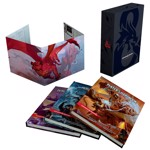 Dungeons & Dragons Core Rulebook Gift Set - Packshot 1
