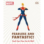 Marvel - Fearless and Fantastic! Female Super Heroes Save the World Hardback Book - Packshot 1