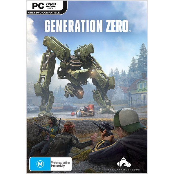 Generation Zero - Packshot 1