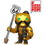 "Overwatch - B.O.B. Gold 6"" Pop! Vinyl Figure - Packshot 1"