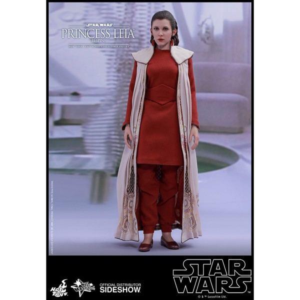 Star Wars - Episode V - Princess Leia (Bespin) 1/6 Scale Figure - Packshot 3