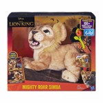 Disney - The Lion King - FurReal Mighty Roar Simba Interactive Plush Toy - Packshot 2