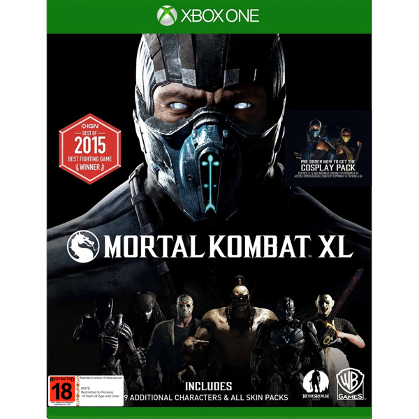 Mortal Kombat XL - Packshot 1
