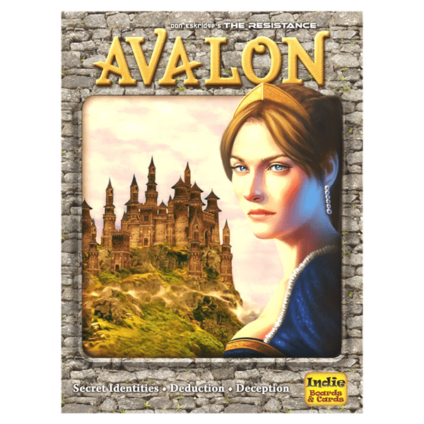 The Resistance: Avalon Board Game - Packshot 1