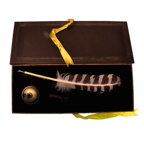 Harry Potter - Hogwarts Quill Replica - Packshot 1