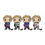 NHL - Wayne Gretzky Pop! vinyl Figure 4 Pack - Packshot 1