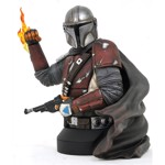 Star Wars - The Mandalorian 1:6 Scale Miniature Bust - Packshot 3