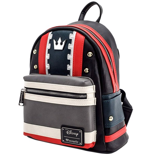 Kingdom Hearts III - Sora Loungefly Mini Backpack - Packshot 2