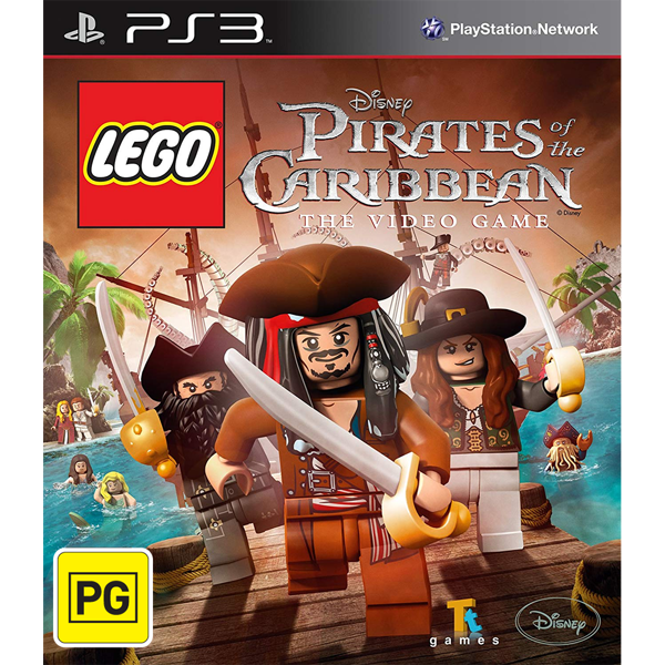 LEGO Pirates of the Caribbean: The Video Game (preowned)