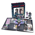 DC Comics - Batman and The Joker With Collectable Figures - Packshot 1