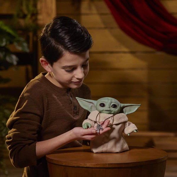 Star Wars - The Child - Animatronic Edition - Packshot 3