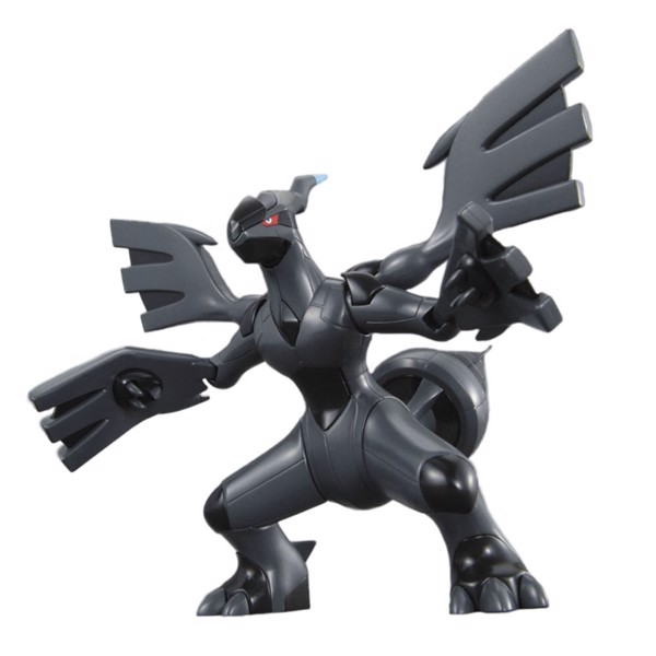 Pokemon - Zekrom DIY Kit Figure - Packshot 1