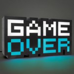 Game Over Light - Packshot 3