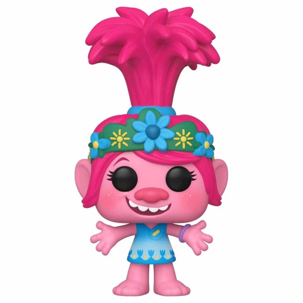 Trolls World Tour - Poppy Pop! Vinyl Figure - Packshot 1