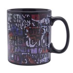 DC Comics - Harley Words Heat Mug - Packshot 2