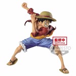 One Piece - Luffy Maximatic Figure - Packshot 1