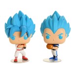 Dragon Ball Super - Goku & Vegeta Baseball Pop! Vinyl Figure 2-Pack - Packshot 1