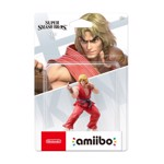 Nintendo amiibo (Super Smash Bros.) - Ken Street Fighter Character Figure - Packshot 2