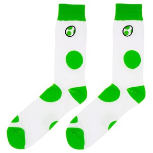 Nintendo - Super Mario - Yoshi Egg Socks - Clothing