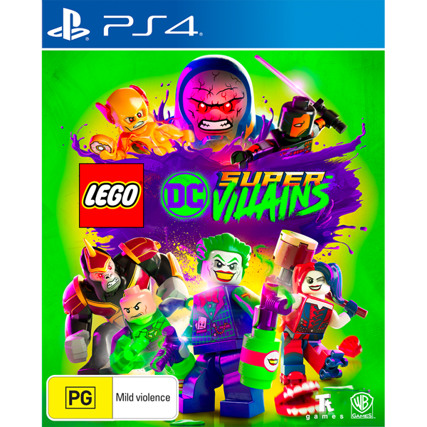 LEGO DC Super Villains - Packshot 1