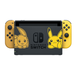 Nintendo Switch Pokemon Let's Go! Pikachu Console