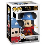 Disney - Walt Disney Archives Sorcerer's Apprentice Mickey Mouse Pop! Vinyl Figure - Packshot 2