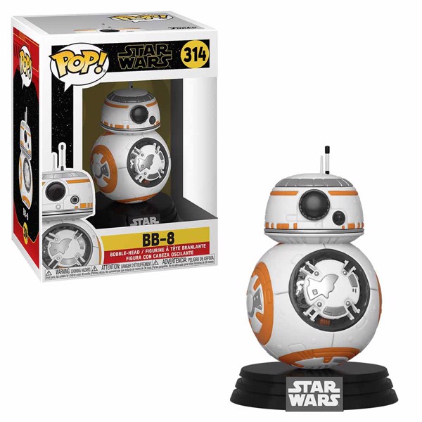 Star Wars - Episode IX - BB-8 Pop! Vinyl Figure - Packshot 1