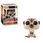Disney - Lion King (2019) - Timon Flocked Pop! Vinyl Figure - Packshot 1