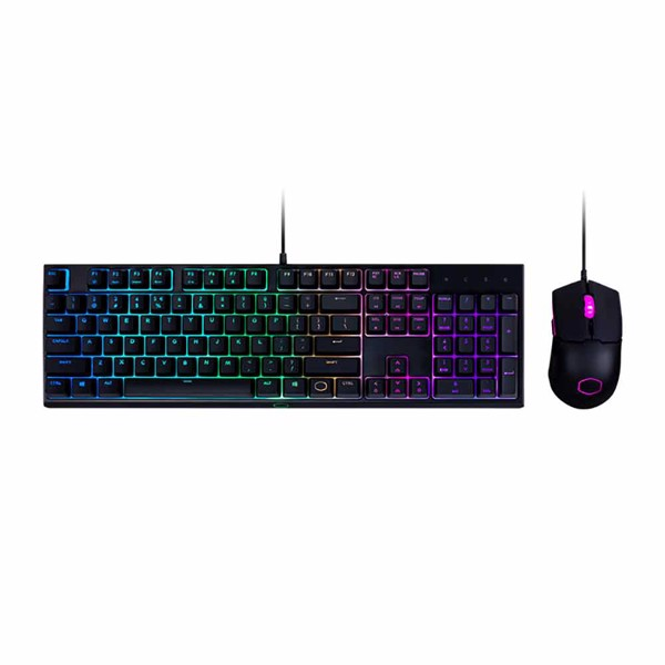 Cooler Master MS110 RGB Keyboard & Mouse Combo - Packshot 2