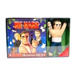 A Die Hard Christmas Adult Book With Plush - Packshot 1