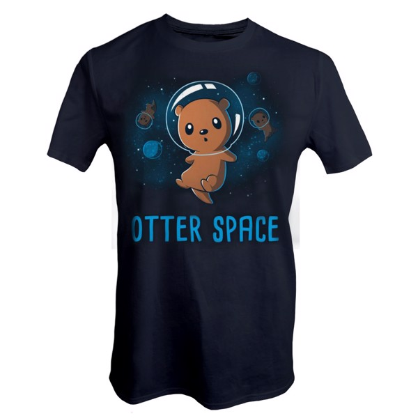 Otter Space T-Shirt - XXL - Packshot 1