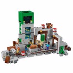 Minecraft - LEGO The Creeper Mine - Packshot 4