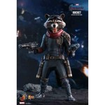 Marvel - Avengers 4: Endgame - Rocket Raccoon 1:6 Scale Action Figure - Packshot 2
