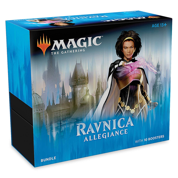 Magic the Gathering - TCG - Ravnica Allegiance Bundle - Packshot 1