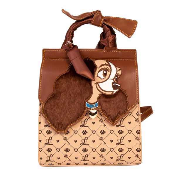Disney - Lady and the Tramp - Lady Danielle Nicole Mini Backpack - Packshot 1