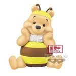 Disney - Winnie the Pooh - Honey Bee Pooh Bear Banpresto Fluffy Puffy Figure - Packshot 1