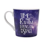 Doctor Who - Heat Changing Galaxy Mug - Packshot 2