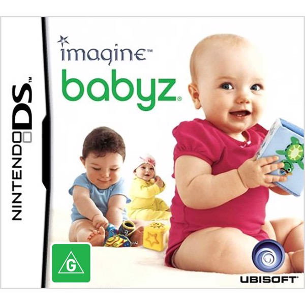 Imagine Babyz - Packshot 1