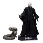 Harry Potter - Deathly Hallows Part 2 - Lord Voldemort with Nagini Action Figure - Packshot 1