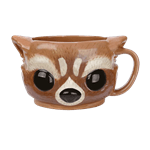 Marvel - Guardians of the Galaxy - Rocket Raccoon Pop! Ceramic Mug - Packshot 1