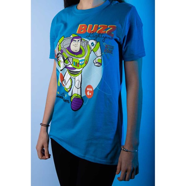 Disney - Toy Story - Buzz Lightyear Box Art T-Shirt - M - Packshot 3