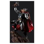 Marvel - Thor with Interchangable Head Limited Edition 1/6 Scale Statue - Packshot 2