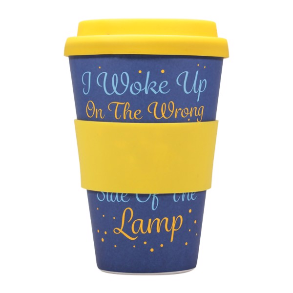 Disney - Aladdin - Genie Travel Mug - Packshot 4