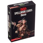 Dungeons and Dragons - Druid Spellbook Cards Deck  - Packshot 1