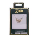 Legend of Zelda - Gold Hyrule Crest Necklace - Packshot 1