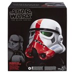 Star Wars - Black Series Incinerator Stormtrooper Premium Electronic Helmet Replica - Packshot 2